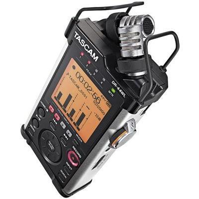 ENREGISTREUR AUDIO MOBILE TASCAM DR-44WL NOIR