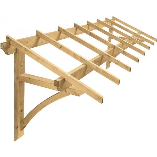 Construire Auvent De Terrasse En Bois – Myqto.Com