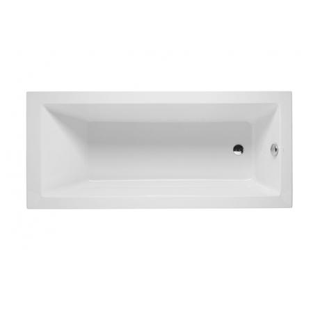 Baignoire acrylique rectangulaire 170x70cm vertice for Baignoire acrylique prix