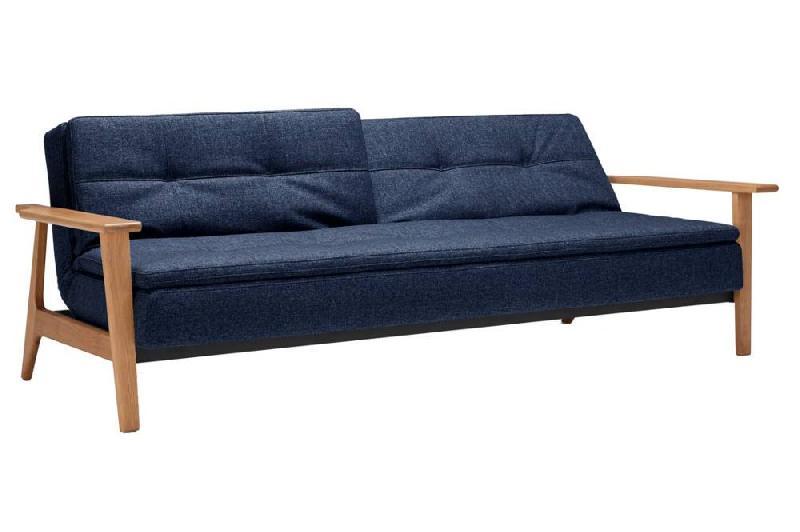 Canap inside75 achat vente de canap inside75 for Canape bleu indigo