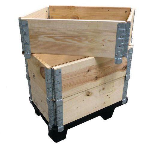 Rehausse palette et caisse en bois Tous les fournisseurs de Rehausse palette et caisse en bois  # Rehausse Palette Bois
