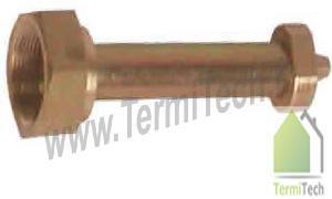 Canne injection pour injecteur femelle 300 mm