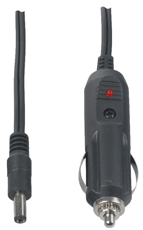 Cordon 12 volts dc 6 metres tm-12dc