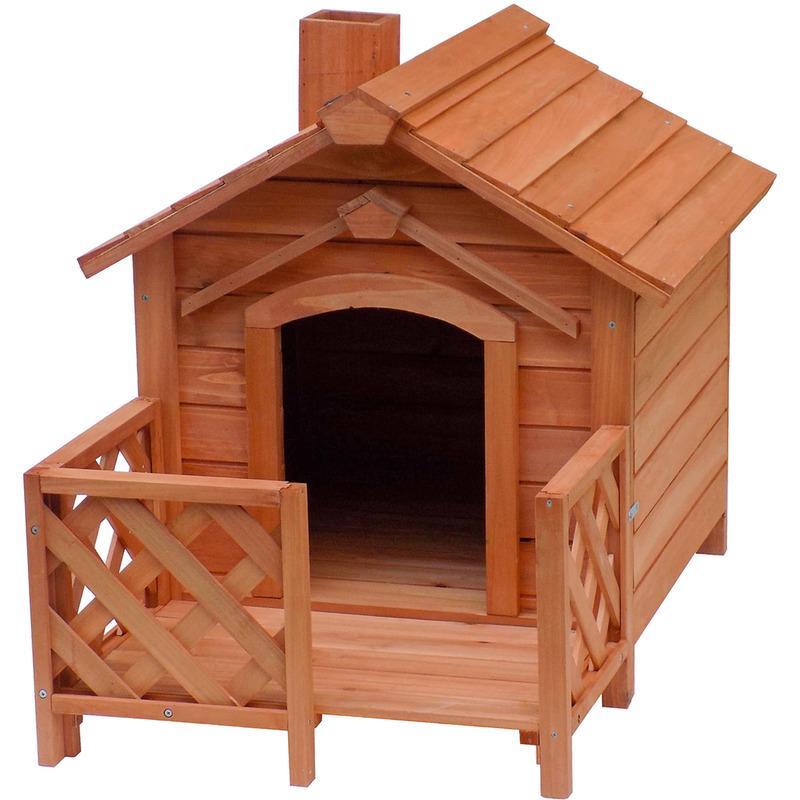 Niches pour chiens wiltec achat vente de niches pour chiens wiltec comparez les prix sur - Maison pour chat en bois ...