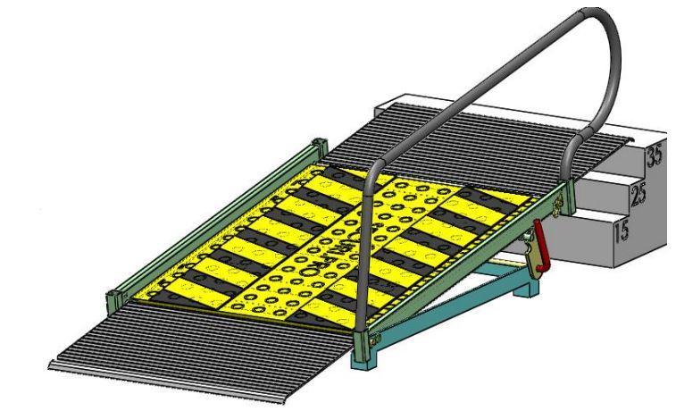 rampes d 39 acces pour fauteuils roulants tous les fournisseurs rampe d 39 acces pour monte. Black Bedroom Furniture Sets. Home Design Ideas
