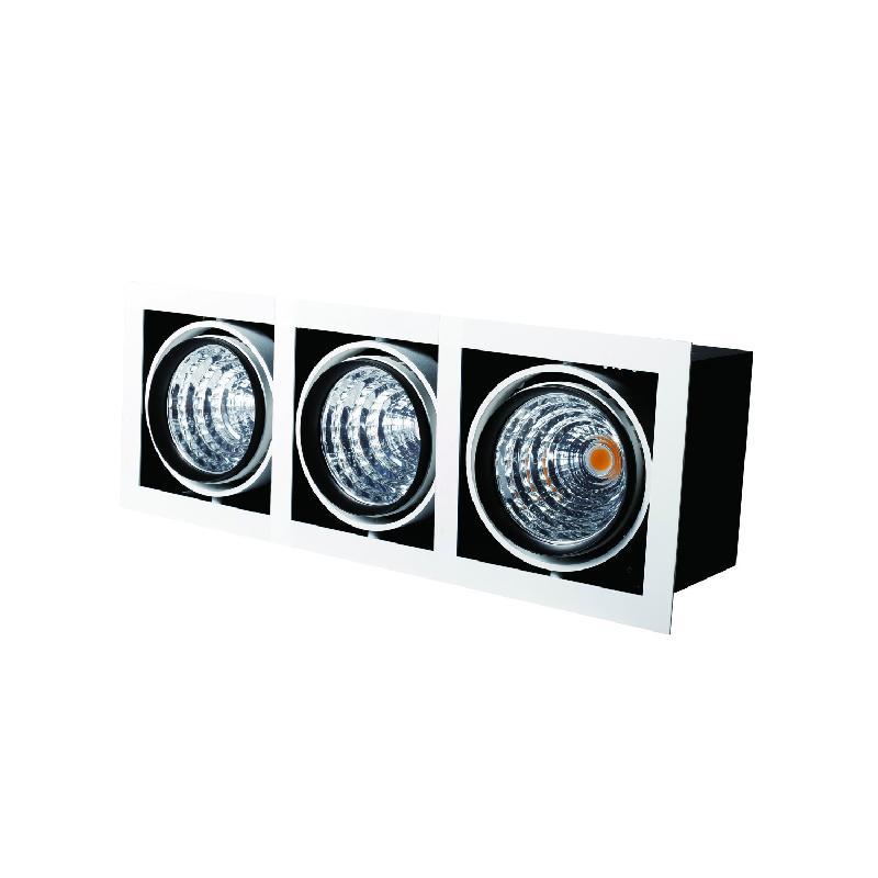 Luminaires et spots encastrables au plafond tous les for Changer spot encastrable plafond