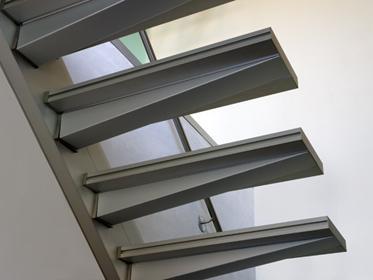 Escalier solitaire - Marche d escalier en aluminium ...