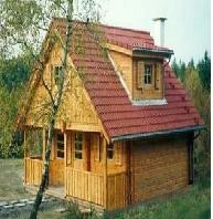 Chalets en bois tous les fournisseurs bungalow bois - Petit chalet en bois habitable ...