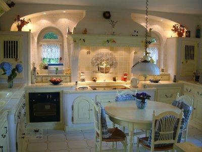 Cuisine d 39 autrefois fraicheur provencale for Decoration interieur provencale