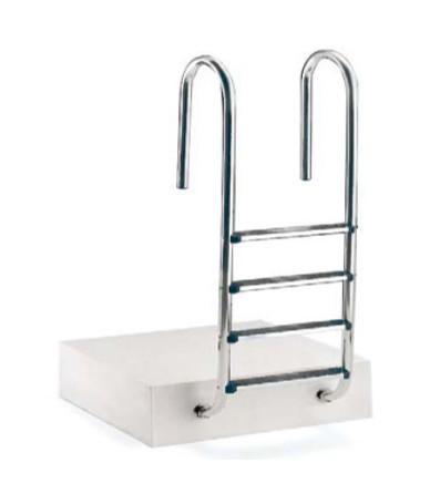 Escaliers chelles et plongeoirs de piscine gre achat vente de escaliers chelles et for Echelle piscine design