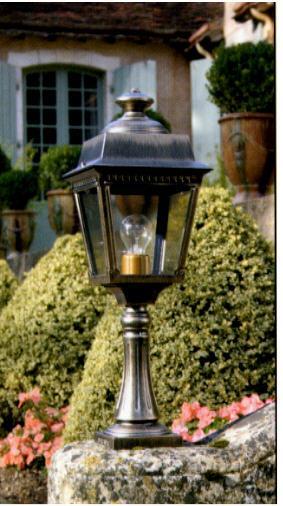 Eclairages de jardins tous les fournisseurs - Borne lumineuse jardin ...