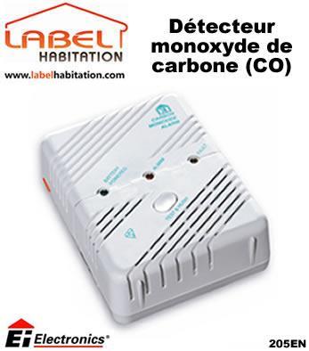 D tecteurs de mouvement ei electronics achat vente de d tecteurs de mouve - Achat detecteur monoxyde de carbone ...