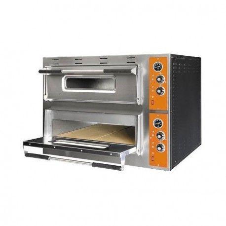 four a pizza electrique pour 4 4 pizzas o 30 cm controle mecanique. Black Bedroom Furniture Sets. Home Design Ideas