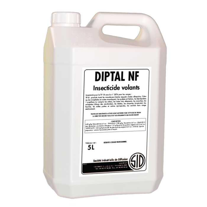 INSECTICIDE POUR INSECTES VOLANTS DIPTAL NF
