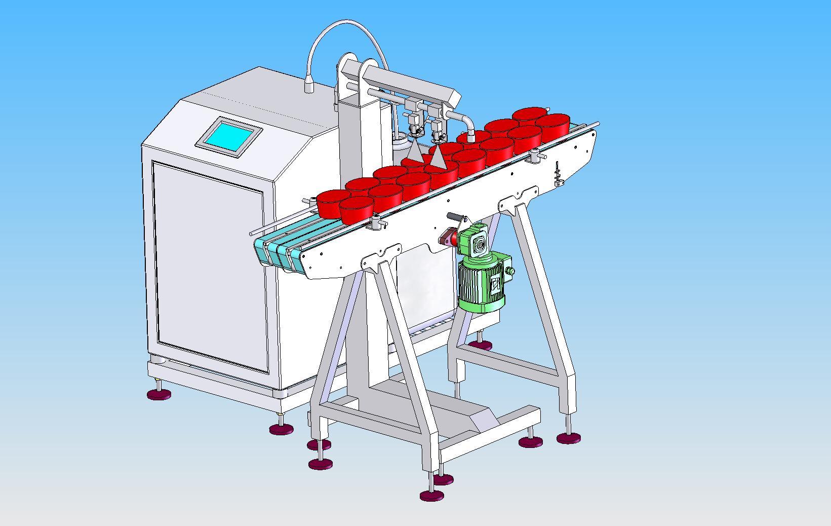 Machine pulverisation  kerspray