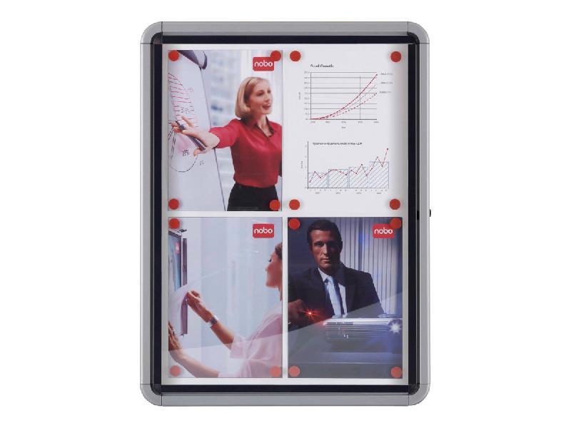 bureau vallee produits panneaux d 39 affichage ext rieur. Black Bedroom Furniture Sets. Home Design Ideas