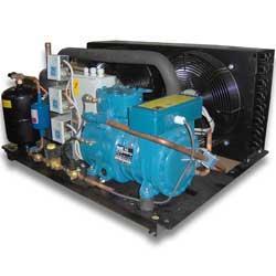 Groupe semi-hermétique dbt401/l-gr, condenseur a eau accessoires 1110x465xh640 - gf44-w