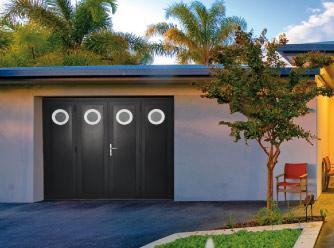 Portes de garage battantes tous les fournisseurs porte for Portes de garage battantes