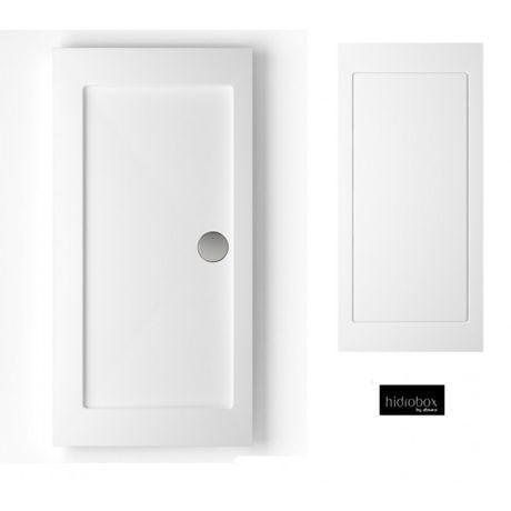 receveur de douche rectangulaire studio 75 comparer les prix de receveur de douche rectangulaire. Black Bedroom Furniture Sets. Home Design Ideas