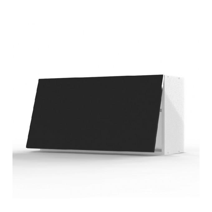 meuble haut sur hotte ebene l80xh42 8xp30 mon espace maison comparer les prix de meuble haut. Black Bedroom Furniture Sets. Home Design Ideas