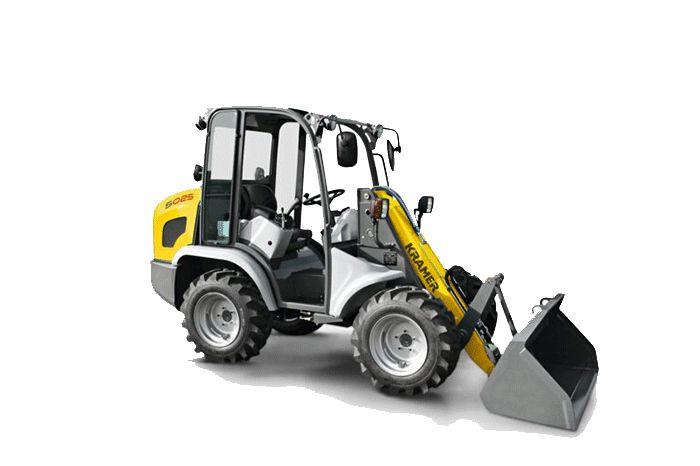 5025 iiia chargeuse compacte sur pneus