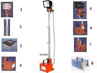 Eclairage De Chantiers Projecteur De Chantier Autonome Pa 1 Sur