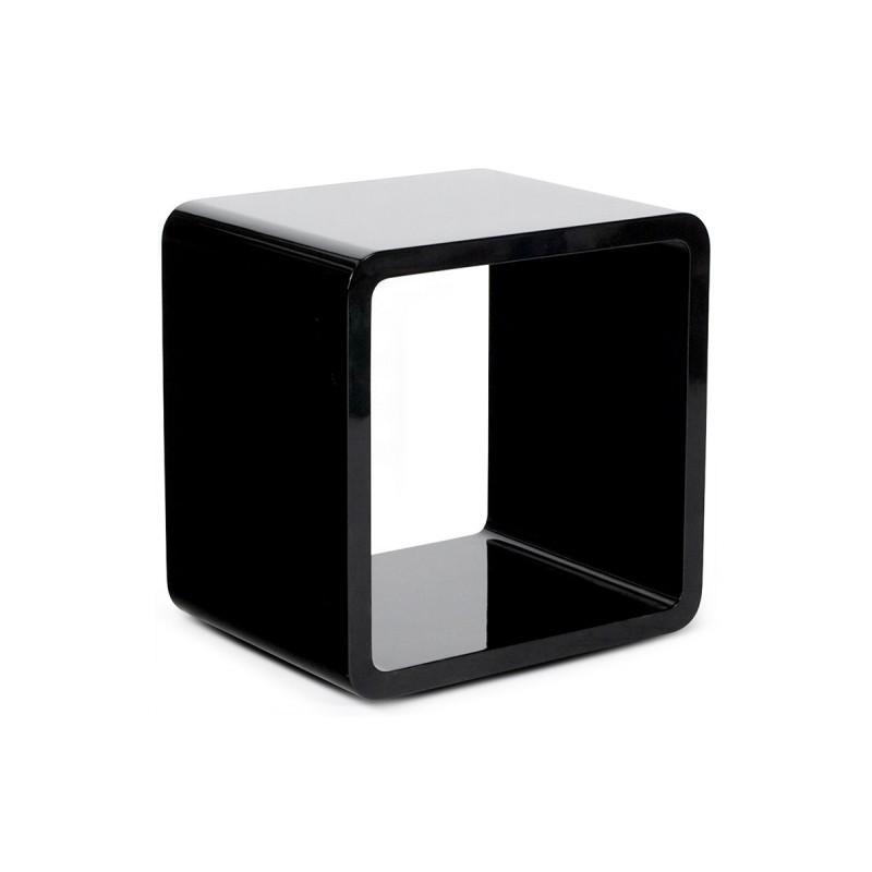 Cube de rangement noir comparer les prix de cube de rangement noir sur hellop - Cube de rangement noir laque ...