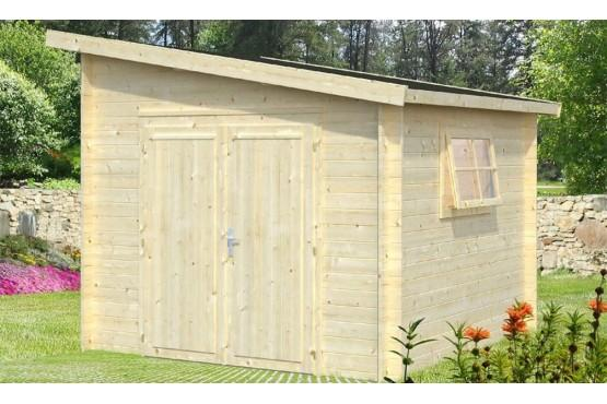 Chalets tendille produits cabanes en bois for Cabane de jardin en bois traite