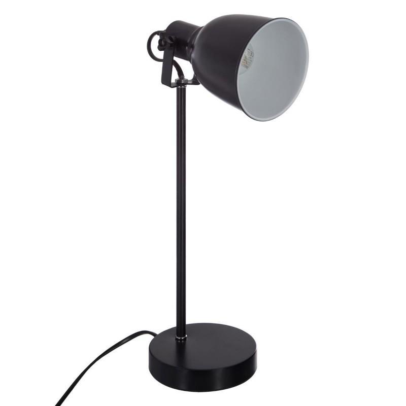 Lampe à poser maël 40cm noir - paris prix