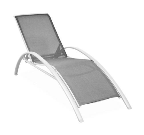 chaise longue proloisirs achat vente de chaise longue. Black Bedroom Furniture Sets. Home Design Ideas