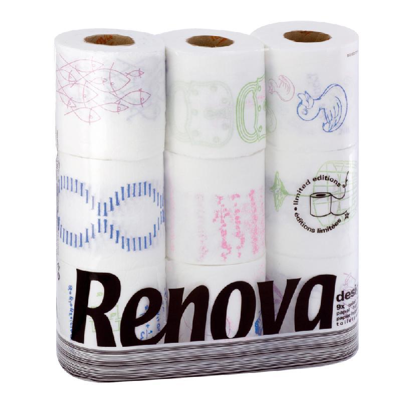 papier toilette renova achat vente de papier toilette. Black Bedroom Furniture Sets. Home Design Ideas