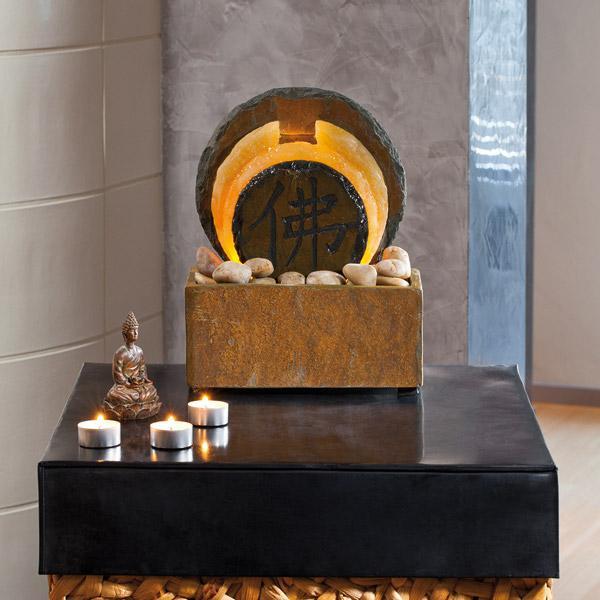 Fontaines d coratives d 39 int rieur comparez les prix pour for Fontaine interieure zen
