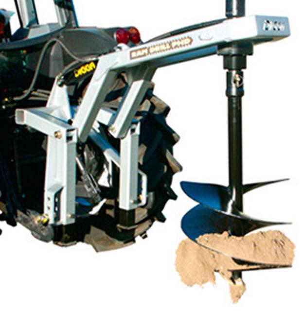 tariere - tous les fournisseurs - hydraulique - a main - manuelle - thermique