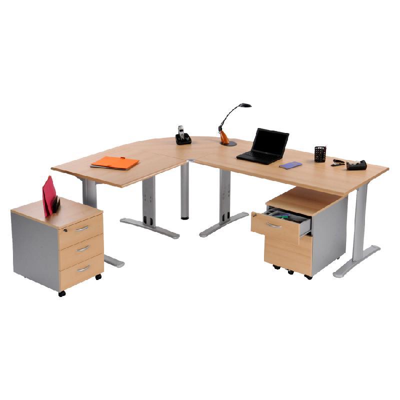 bureau de liaison bureaux d 39 angles comparez les prix. Black Bedroom Furniture Sets. Home Design Ideas