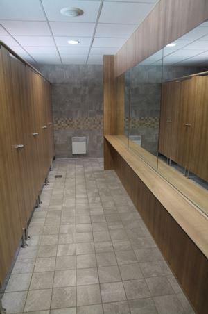 Sanitaire cabine