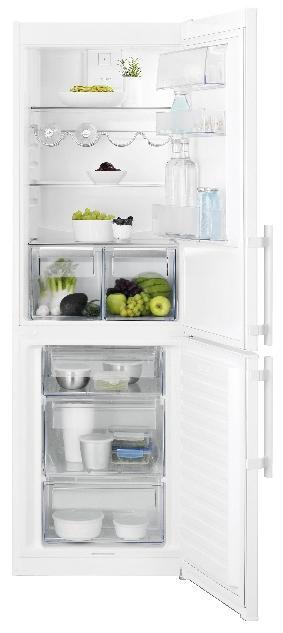 refrigerateur combine jn3616 electrolux. Black Bedroom Furniture Sets. Home Design Ideas