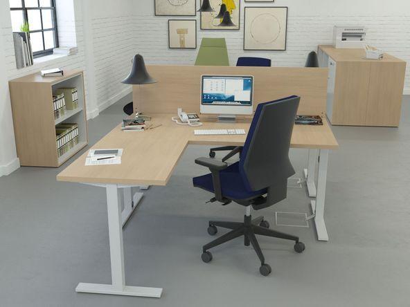 extensions pour bureaux etner achat vente de extensions pour bureaux etner comparez les. Black Bedroom Furniture Sets. Home Design Ideas