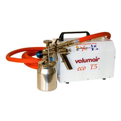 Turbine h.v.l.p. basse pression eco t5+v200 réf. 005730