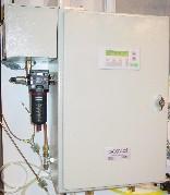Centrale de microlubrification pilotée par automate intégré