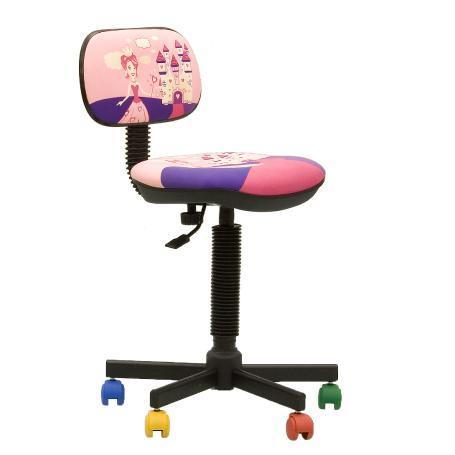 Chaise de bureau enfant bambo princesse gts