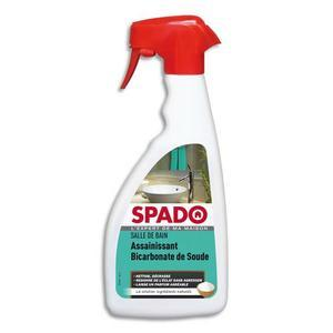 spado pistolet 500 ml nettoyant assainisant au bicarbonate de soude pour sanitaires. Black Bedroom Furniture Sets. Home Design Ideas