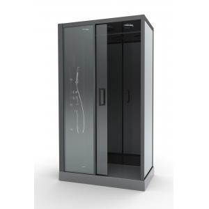 cabine de douche spectre rectangle. Black Bedroom Furniture Sets. Home Design Ideas