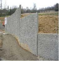 mur de soutenement chapsol 125