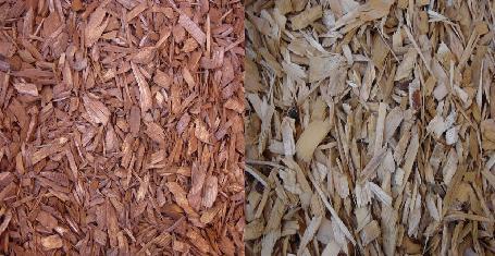 paillage de copeaux de bois naturels pour sol mulcheo - Copeaux De Bois Colors