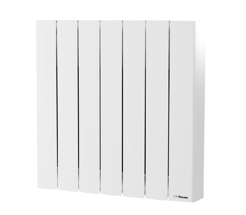 radiateur lectrique inertie thermor baleares digital 1000w comparer les prix de radiateur. Black Bedroom Furniture Sets. Home Design Ideas