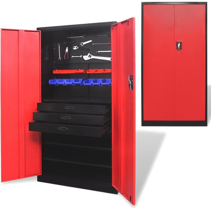 Armoires basses d 39 atelier comparez les prix pour professionnels sur page 1 - Armoire rangement outils ...