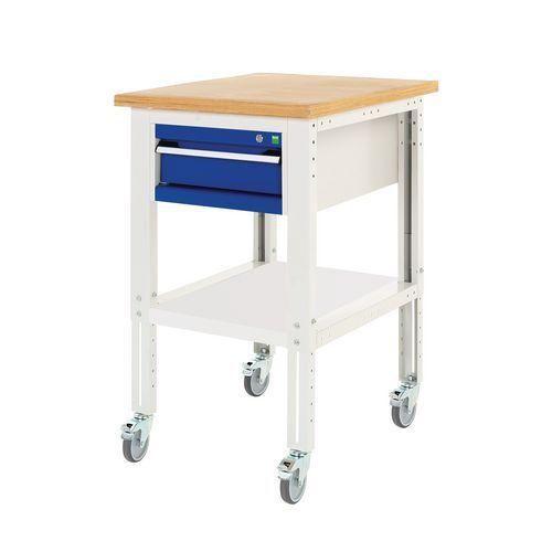 Chariot pour atelier bott achat vente de chariot pour atelier bott comp - Desserte avec tiroir ...