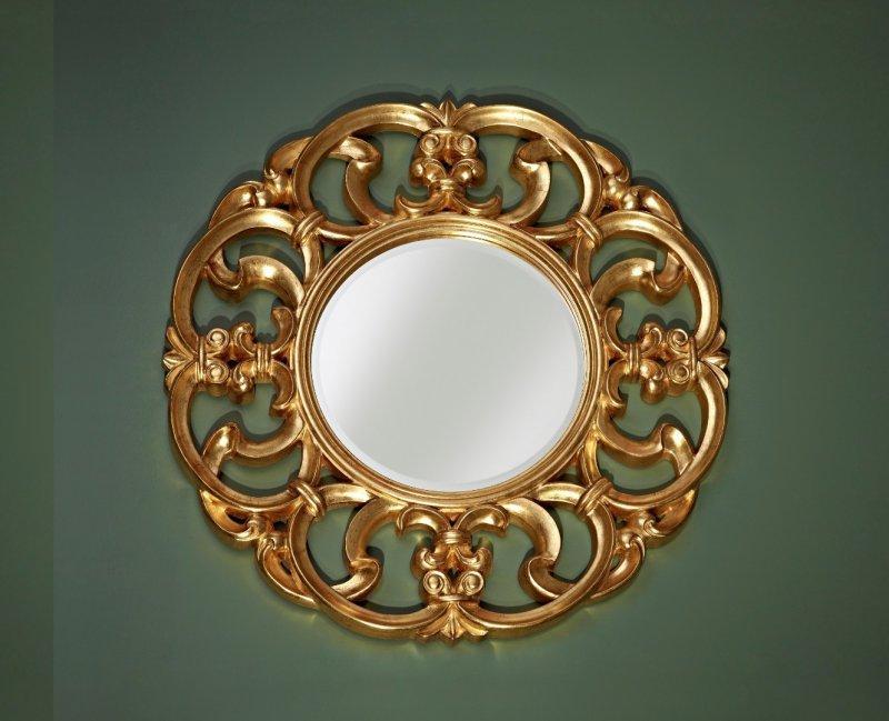 Miroirs decoratifs tous les fournisseurs miroir for Miroir baroque design