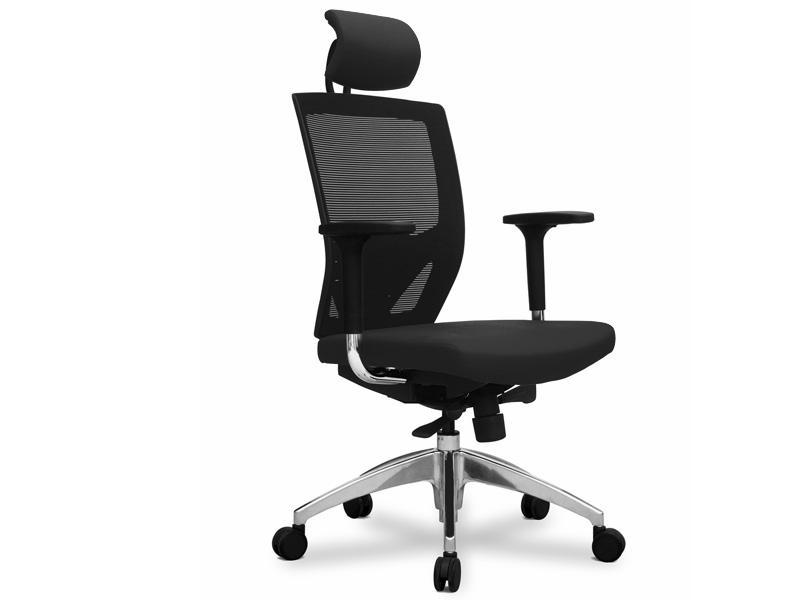 fauteuil de direction en tissu juno ergonomique comparer les prix de fauteuil de direction en. Black Bedroom Furniture Sets. Home Design Ideas
