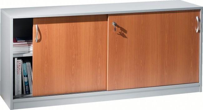 armoire portes coulissantes manutan collectivit s. Black Bedroom Furniture Sets. Home Design Ideas